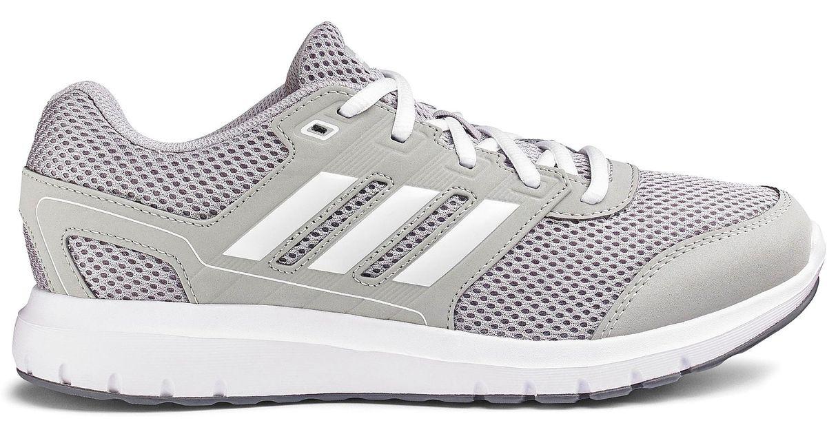 best loved 05339 61944 Lyst - Simply Be Adidas Duramo Lite 2.0 Sneakers in Gray