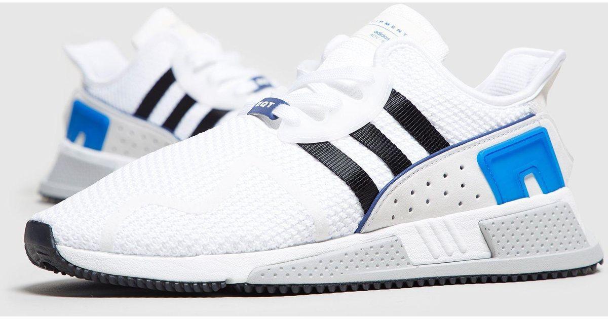 meet 99f0e bd5eb Lyst - Adidas Originals Eqt Cushion Adv in White for Men