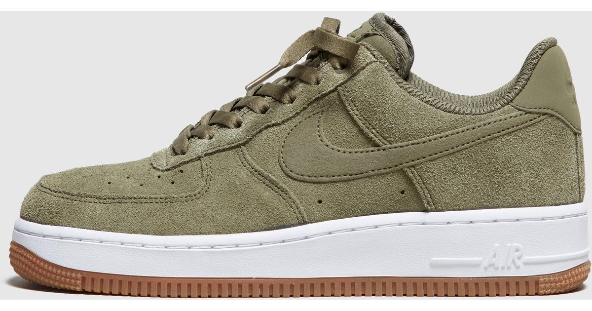 newest 33ee3 77b98 Nike Air Force 1 Suede Women s - Lyst