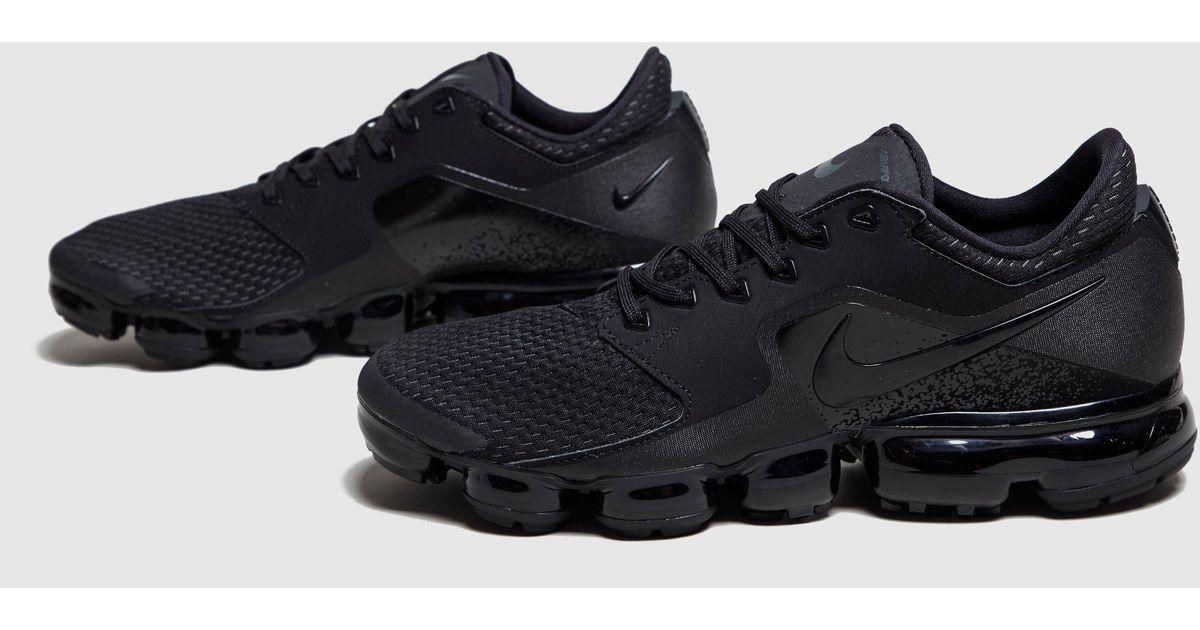 a58f07545547 Nike Air Vapormax Mesh in Black for Men - Lyst