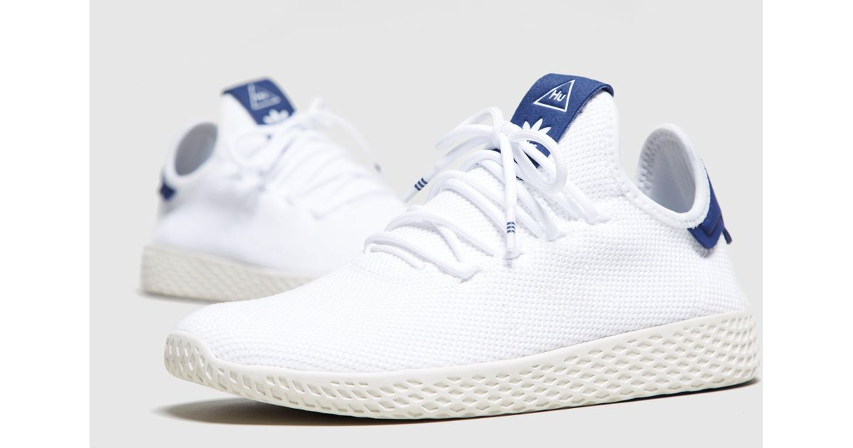 online retailer 81ea2 70f26 Lyst - adidas Originals X Pharrell Williams Tennis Hu Women s