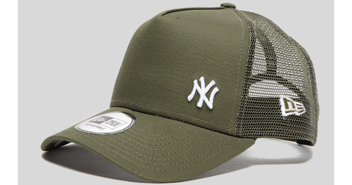 Lyst - KTZ A Frame Trucker Cap - Size  Exclusive in Green for Men 77541e67aad