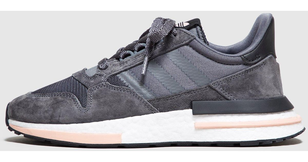 adidas Originals Zx500 Og Boost Women s in Gray - Lyst 19ce4ffedbd5
