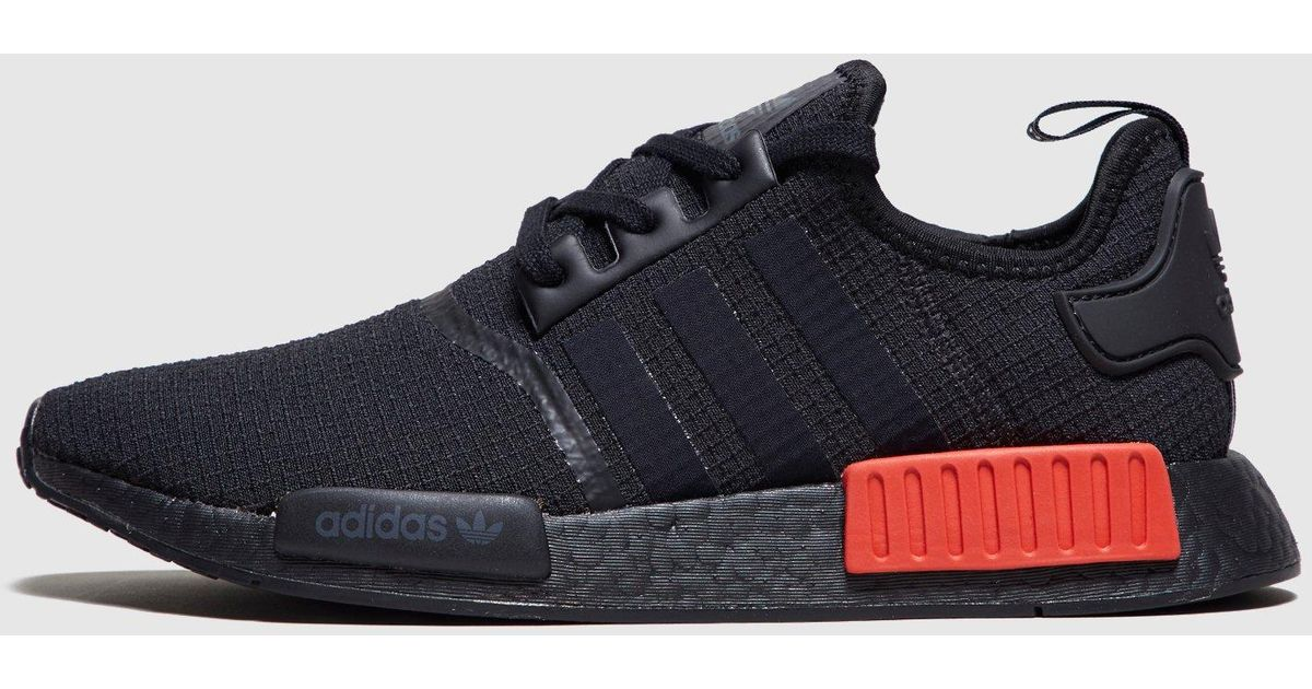 4406c42bb adidas Originals Nmd R1 Ripstop in Black for Men - Lyst