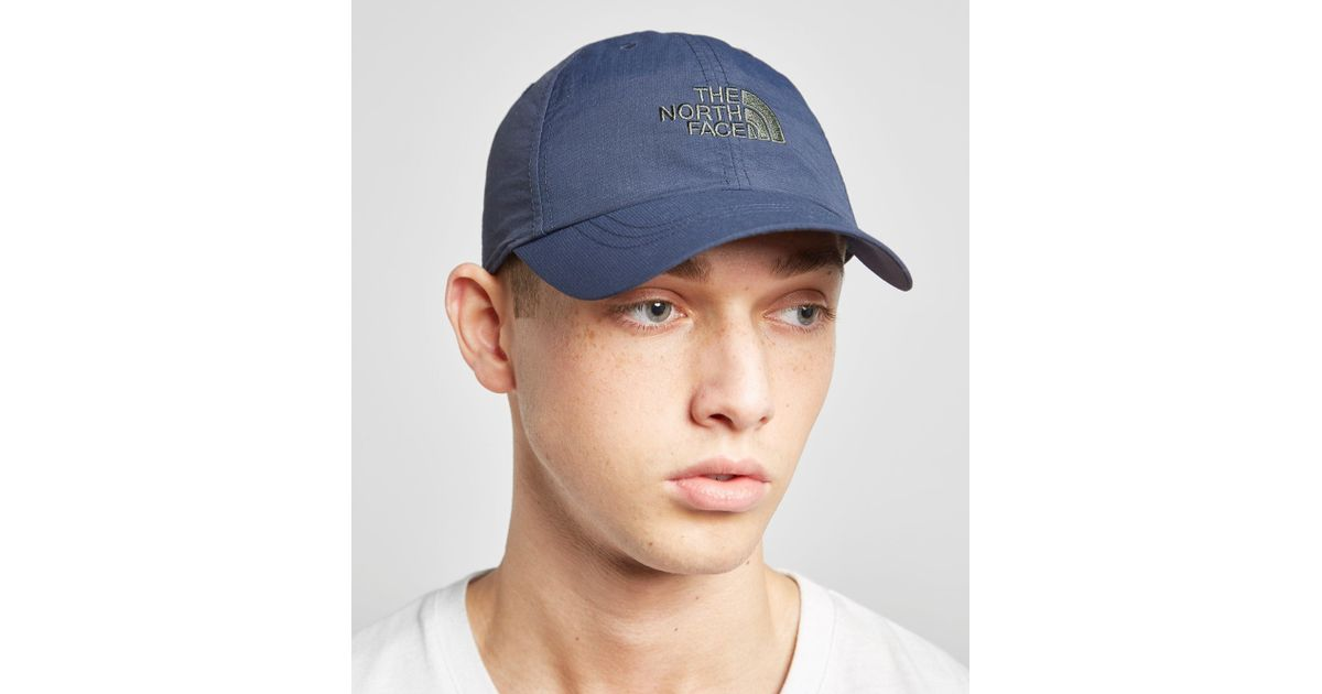 6cae2725aa147c Lyst - The North Face Horizon Ball Strapback Cap in Blue for Men