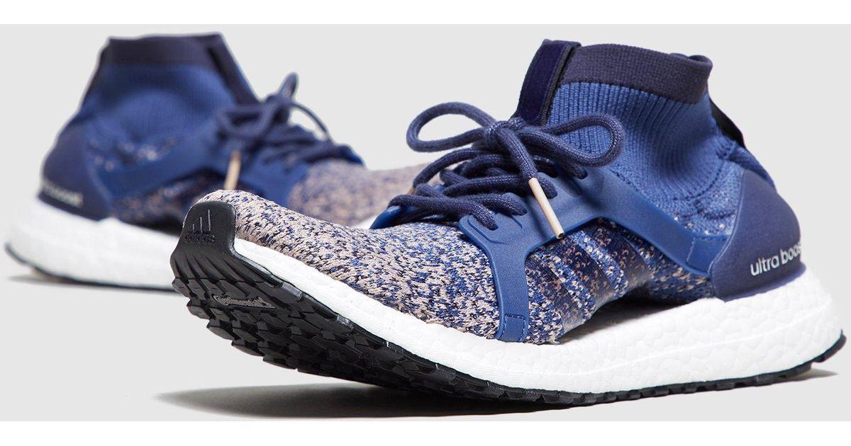 a22fa041f7f89 ... inexpensive lyst adidas ultraboost x all terrain womens in blue 00b01  06479