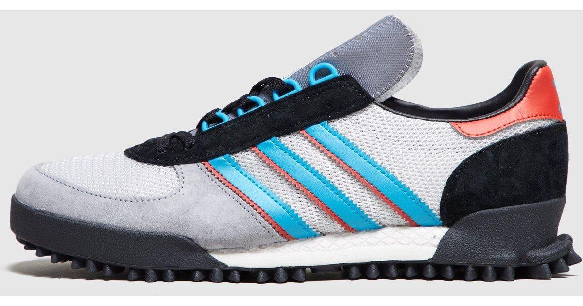 Lyst - adidas Originals Marathon Tr Og in Blue for Men d99411fca