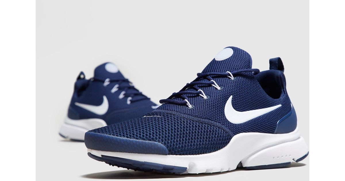 sports shoes 8acb4 d9203 Lyst - Nike Air Presto Fly in Blue for Men