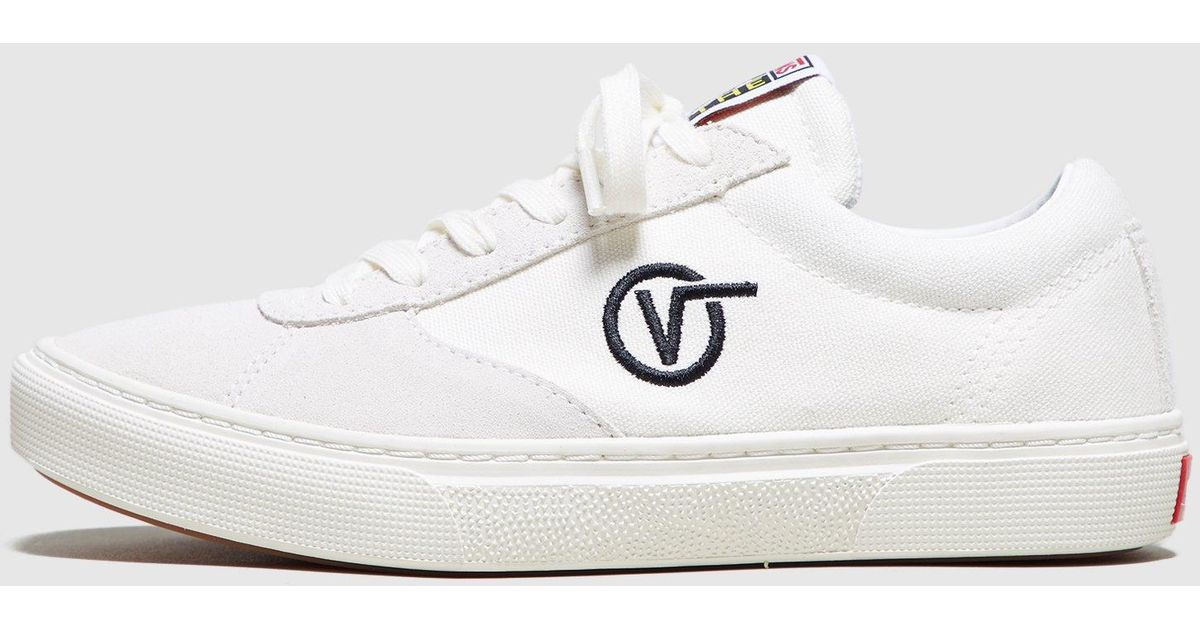 dc97d9abc4 Lyst - Vans Paradoxxx Women s in White