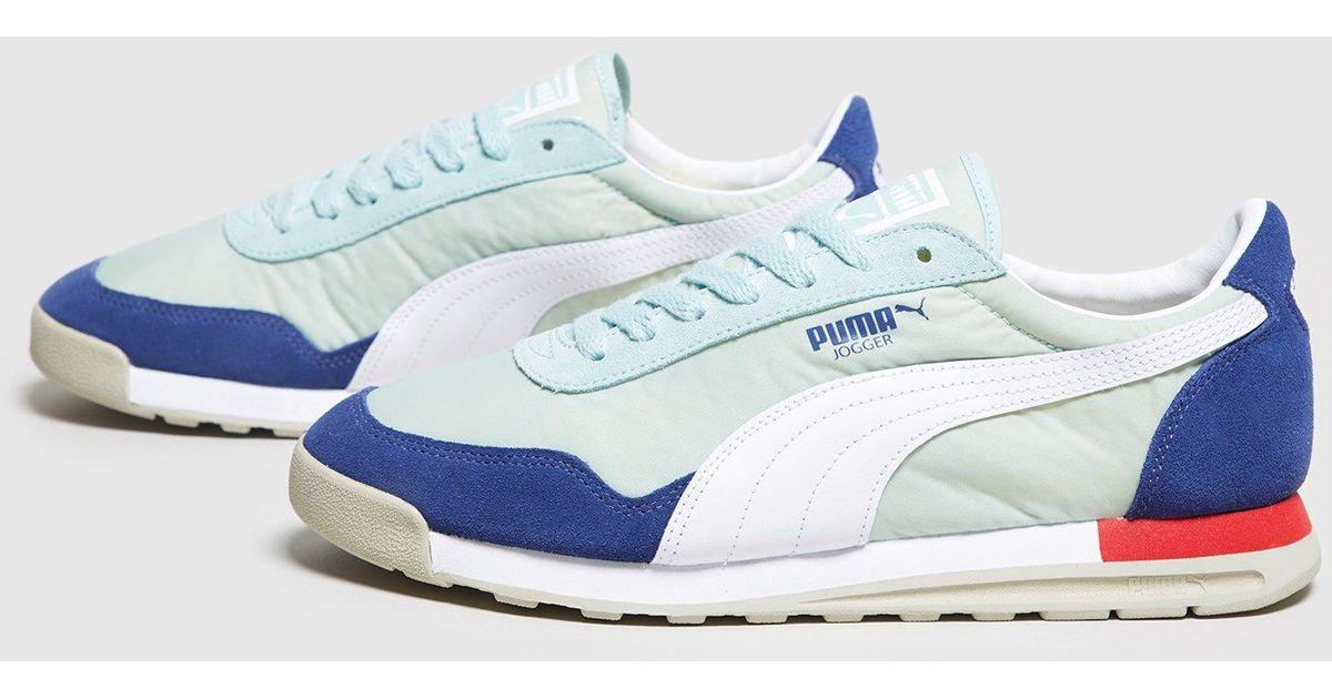 9ed97e238052 Lyst - PUMA Jogger Og in Blue for Men