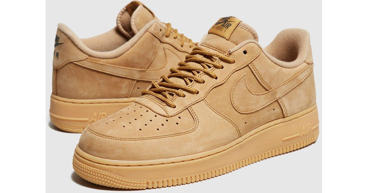 Lyst - Nike Air Force 1 Lv8 Wb Flax in Brown for Men eeba0711a4fd