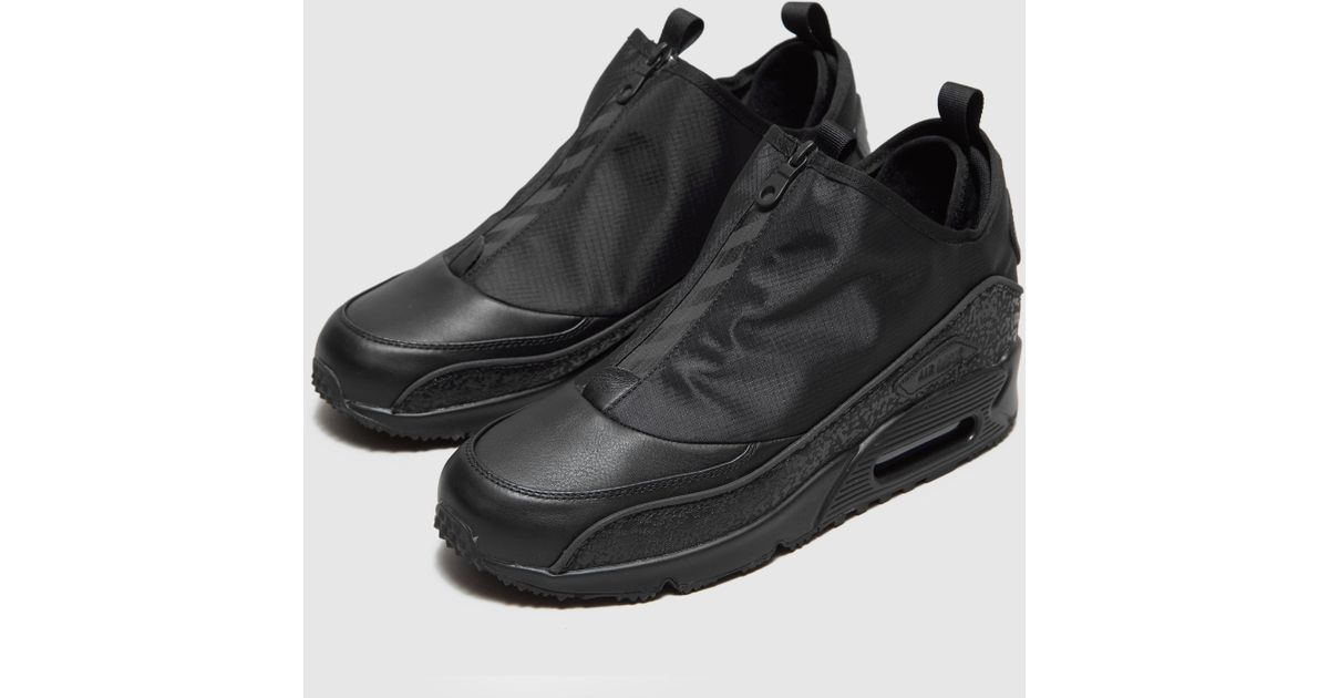 7db7087f11 Nike Air Max 90 Utility Cover in Black for Men - Lyst