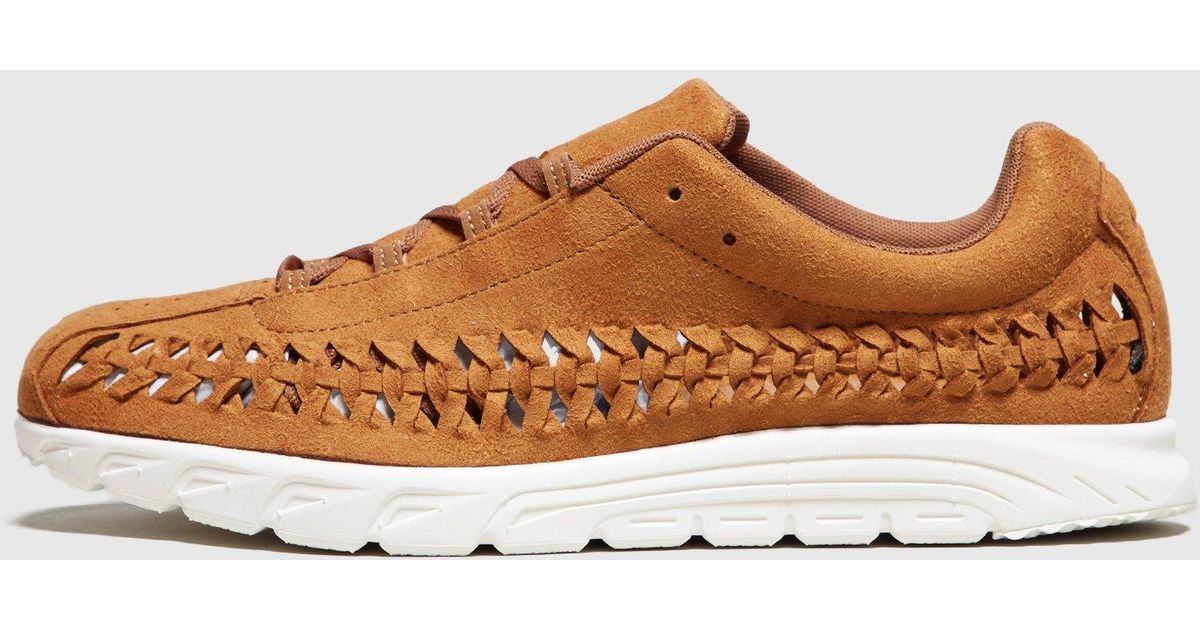 498ffc18511577 Nike Mayfly Woven in Brown for Men - Lyst