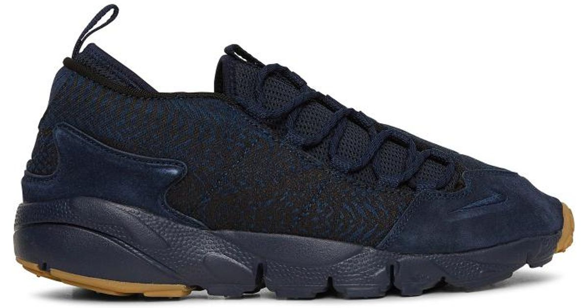 113e05cded6f Nike Air Footscape Nm Premium Indigo obsidian in Blue for Men - Lyst