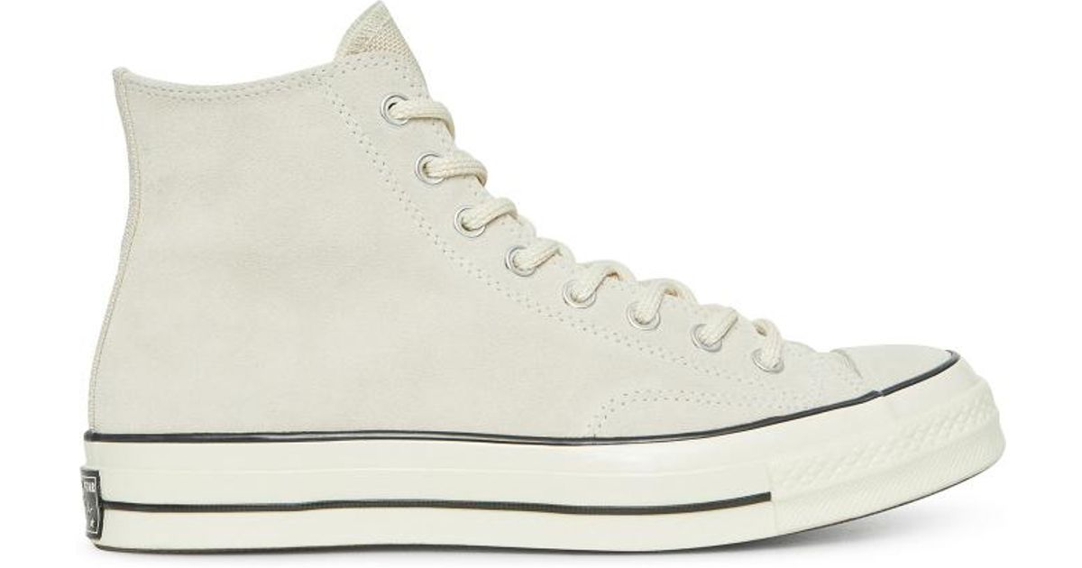 9077413fabec Lyst - Converse Chuck Taylor 70 Hi Base Camp Suede Sneakers for Men