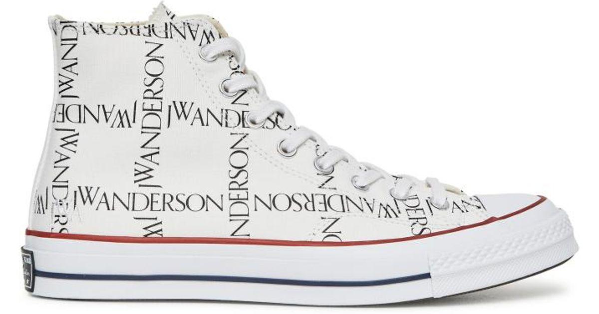 b59eb2b390ce Lyst - Converse J.w. Anderson Chuck Taylor 70 Hi Sneakers - Save 8%