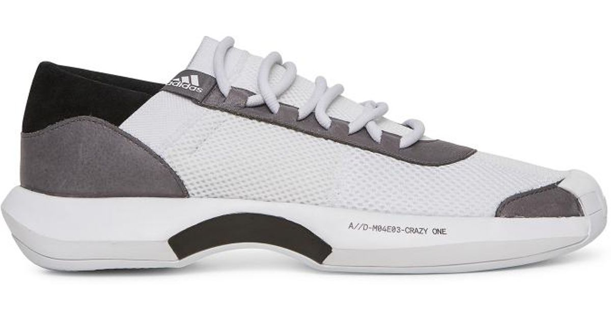 info for 79699 3f5bc Lyst - Adidas Originals Crazy 1 Ad Sneakers for Men