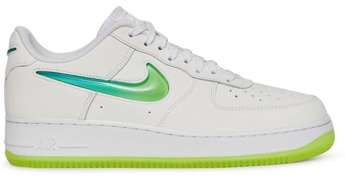 77f1d053d Nike Air Force 1  07 Premium 2 Sneakers White volt for Men - Lyst