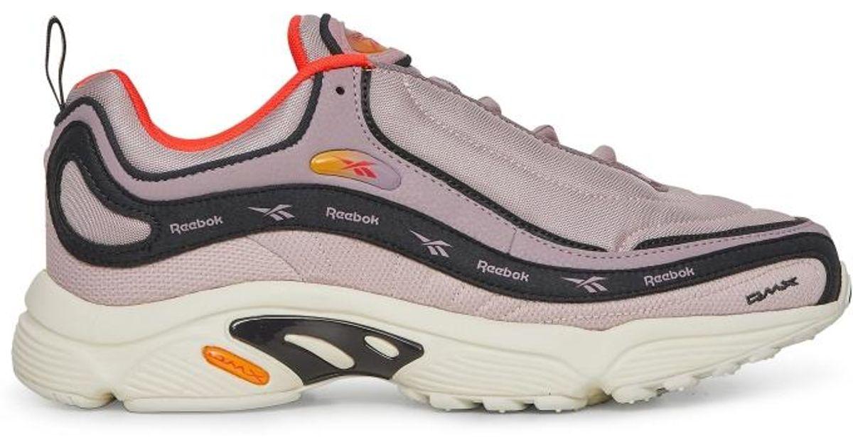c83c4725ca0 Reebok Daytona Dmx Vector Sneakers Lilac/grey - Lyst