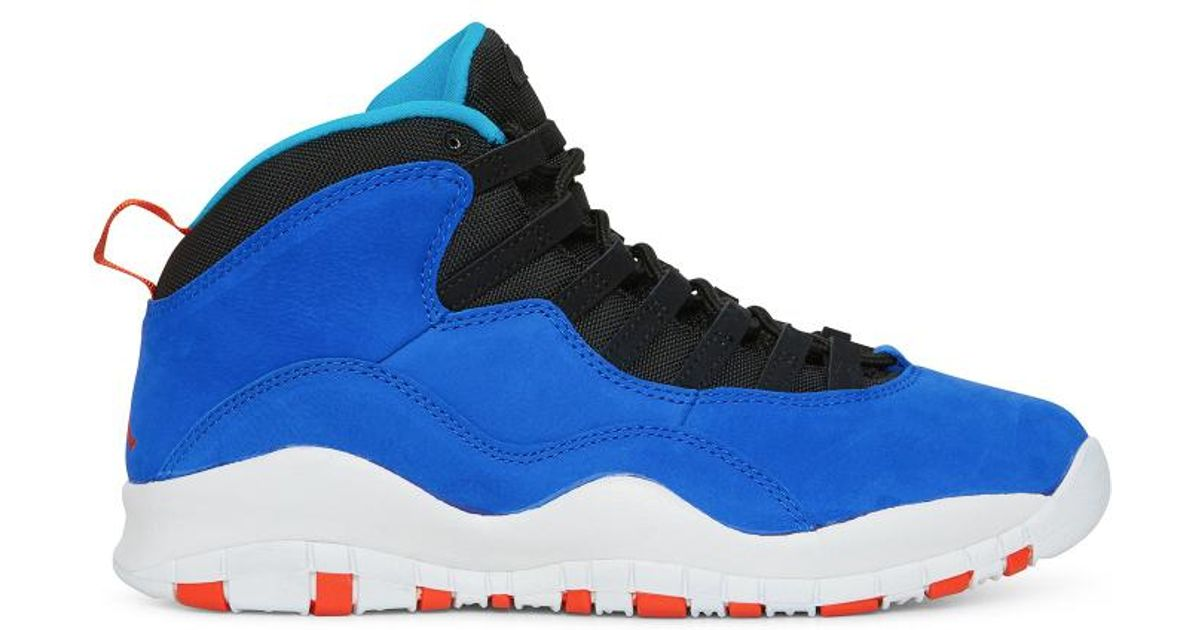 faf122ed33fd36 Lyst - Nike Air 10 Tinker Retro Sneakers in Blue for Men