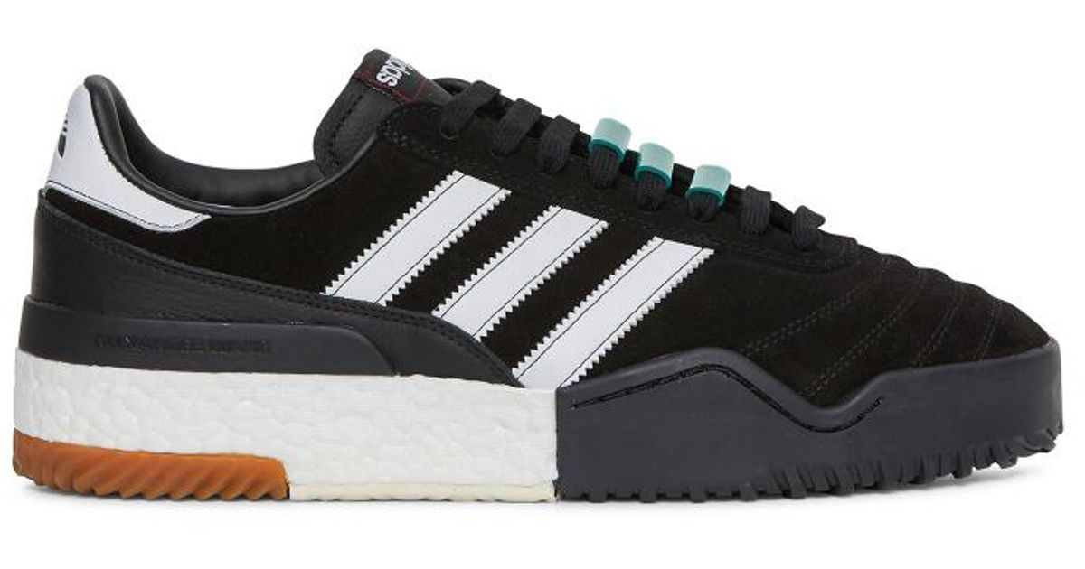 Lyst - adidas Originals Alexander Wang Bball Soccer Sneakers in Black for  Men 5a6f93984