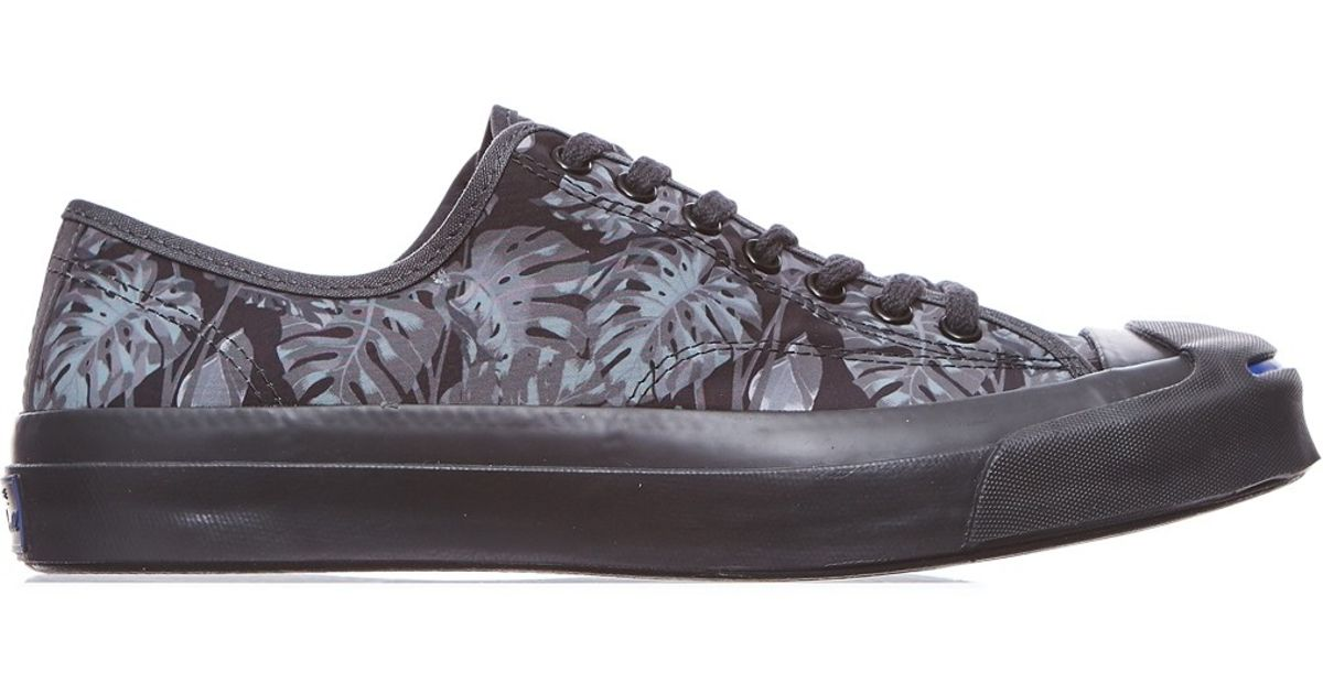21518174e85a Lyst - Converse Jack Purcell Signature Fs Ox  tropical Pack  Sneakers in  Black for Men