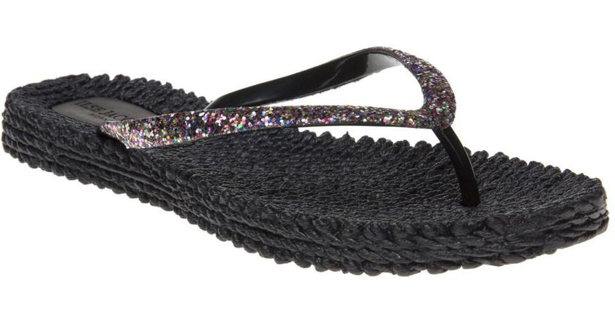 0684e8842715 Ilse Jacobsen Cheerful 01 Sandals in Black - Lyst
