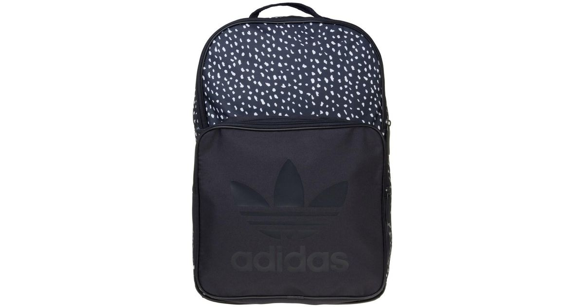 adidas Classic Graphic Backpack in Blue for Men - Lyst 2761694c738f1