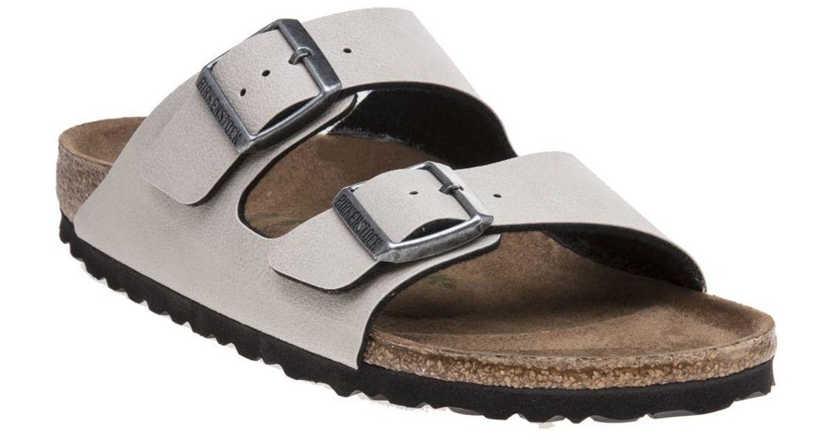 d2fc1b71f6ff Birkenstock Arizona Vegan Sandals for Men - Lyst
