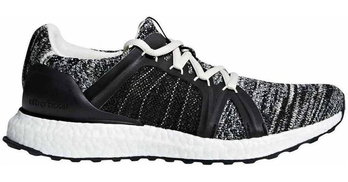 1bd239a3e67 Adidas Ultra Boost Parley - Black - 4 Black Women s Running Trainers In  Black in Black - Lyst
