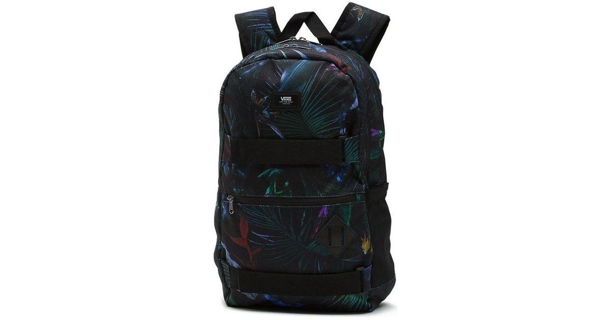 ece220915bf794 Vans Authentic Iii Men s Backpack In Green in Green for Men - Lyst