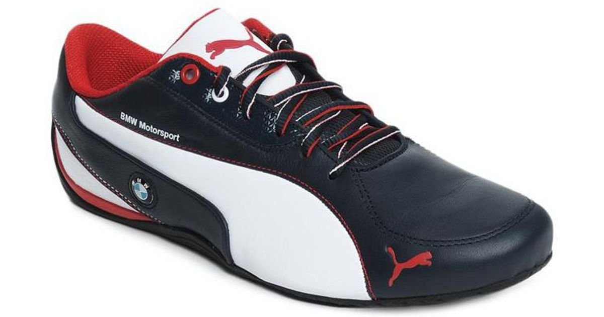 09dea822477 PUMA Drift Cat 5 Bmw L Bmw Team Blu Men s Shoes (trainers) In Multicolour  for Men - Lyst