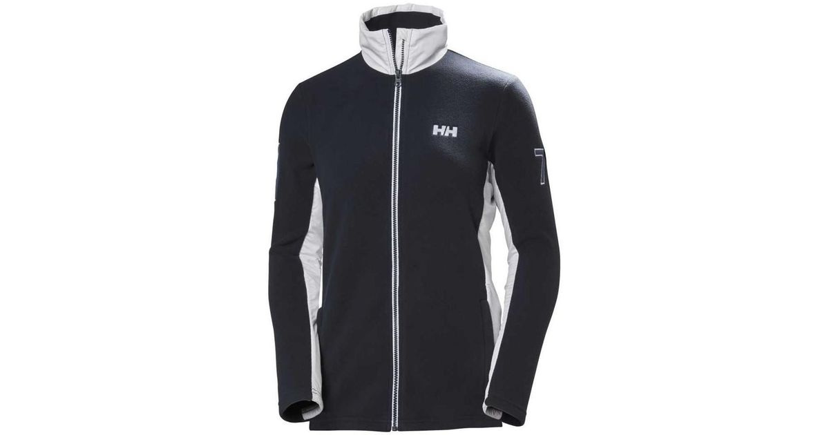 Helly Hansen Coastal Fleece Jacket Men s Fleece Jacket In White in White  for Men - Lyst 4ad38f134bc