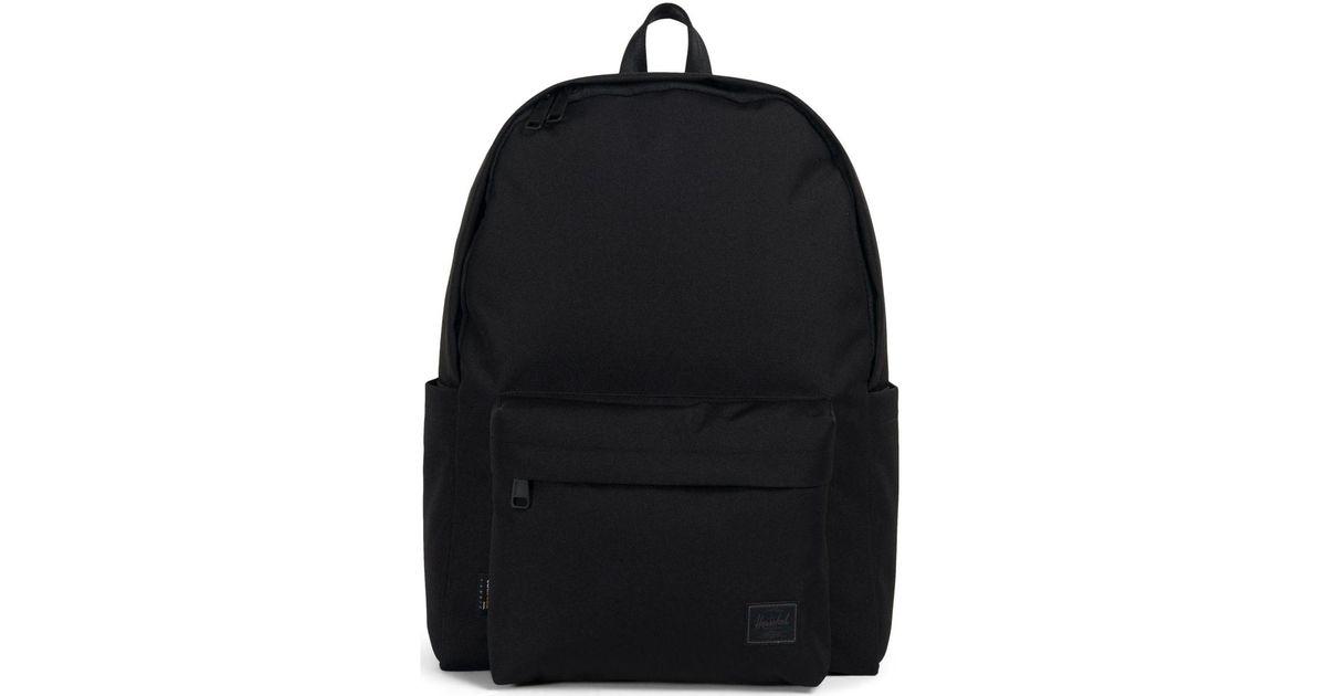 Herschel Supply Co. Berg Backpack - Black Men s Backpack In Black in Black  for Men - Lyst 950250d837889