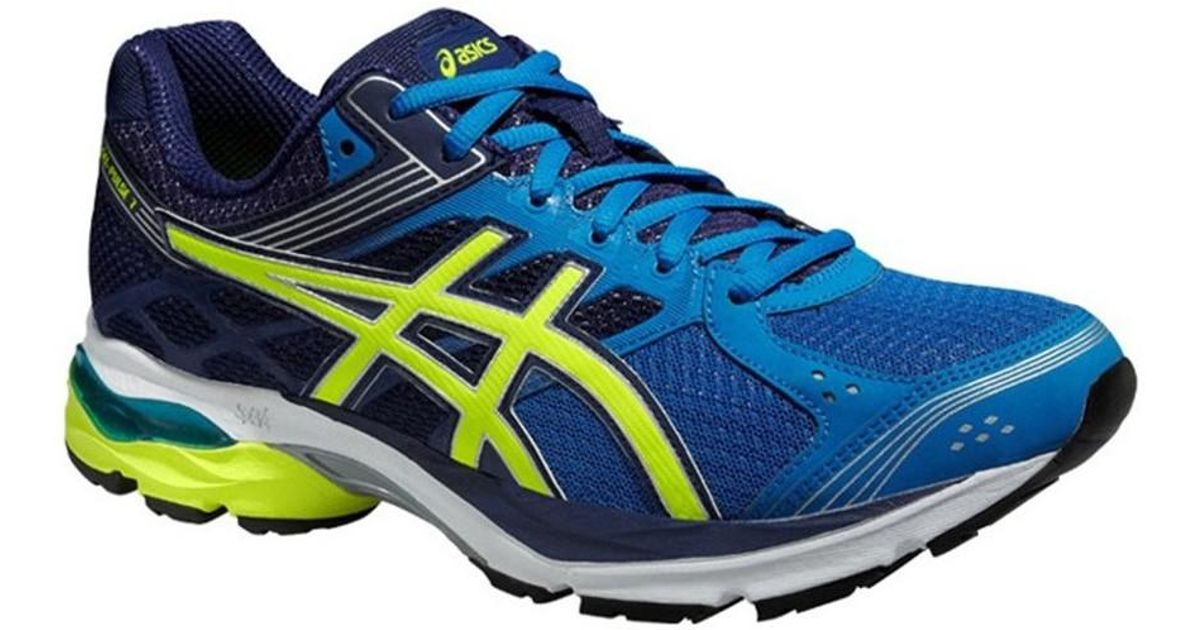 4dfb8c041b0c Asics Gel Pulse 7 Men s Running Trainers In Multicolour in Blue for Men -  Lyst