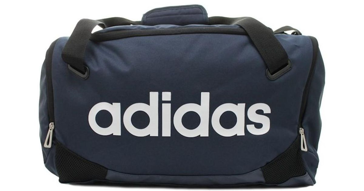 d45272fe84 Adidas Daily Gymbag S Women s Sports Bag In Multicolour in Blue - Lyst