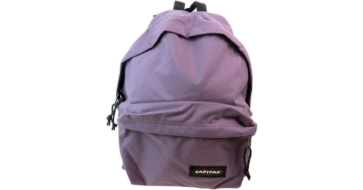 Eastpak Padded Pak r Girls s Children s Backpack In Purple in Purple - Lyst