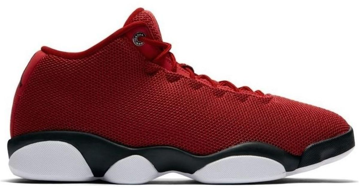 daf74947c83302 ... sweden nike air jordan horizon low mens shoes high top trainers in red  in red for