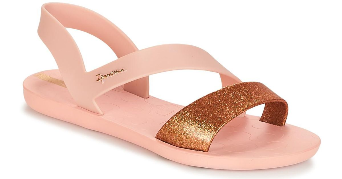 50537b4e2bd3 Ipanema Vibe Sandal Women s Sandals In Pink in Pink - Lyst