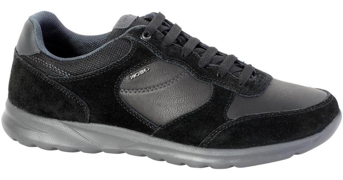 Damian For Lyst Sneakersball Men's C9997 022me Geox U740ha Men Has Black ShoestrainersIn U xCedBro