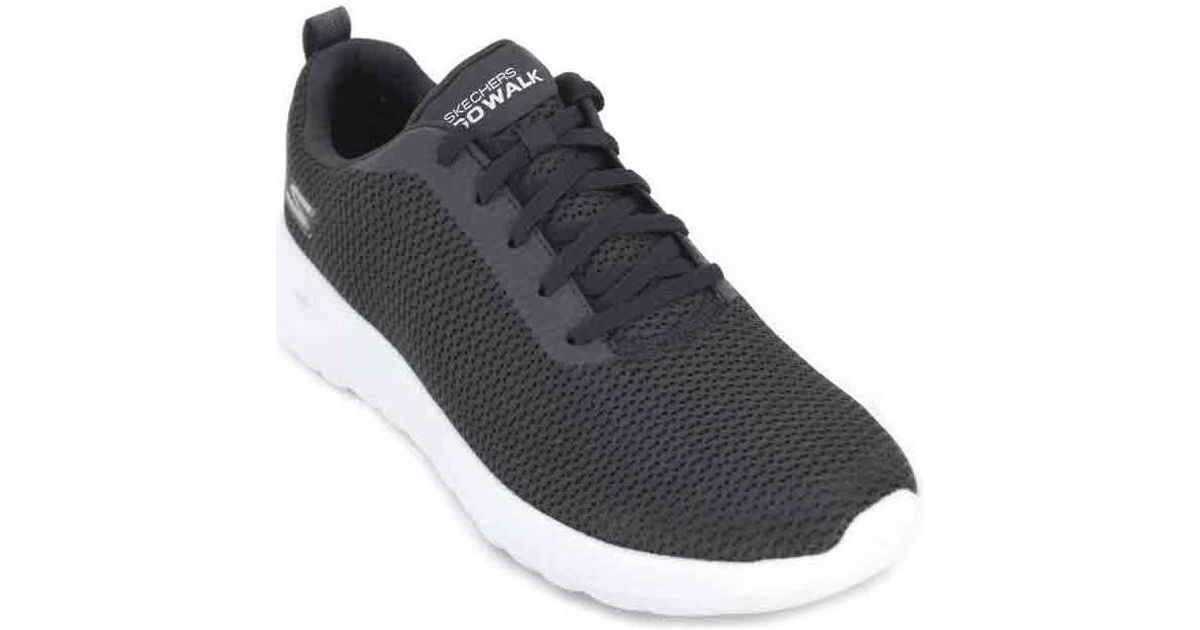 sale retailer 4e2bb c418b Skechers Go Walk Max Effort 54601 Men s Sneakers Men s Shoes (trainers) In  Black in Black for Men - Lyst