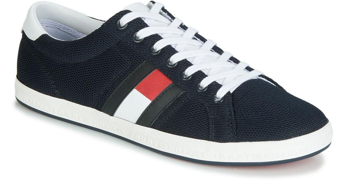 50a41e75 Tommy Hilfiger Howell 7d2 Shoes (trainers) in Blue for Men - Lyst