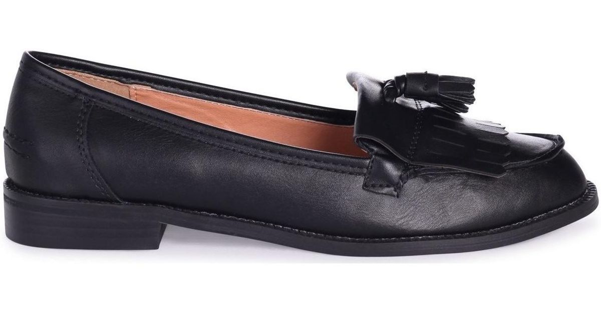 f7b2c4ba5c9 Linzi Rosemary Women s Loafers   Casual Shoes In Black in Black - Lyst