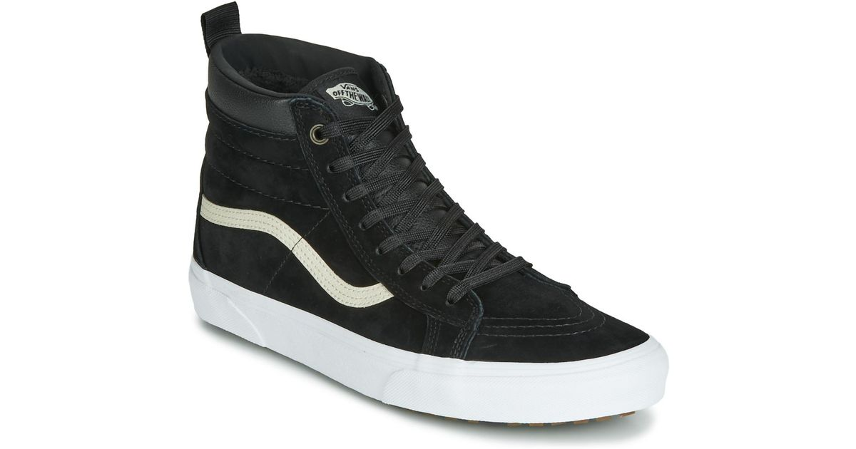 25827efce2 Vans Sk8-hi Men s Shoes (high-top Trainers) In Multicolour in Black for Men  - Lyst