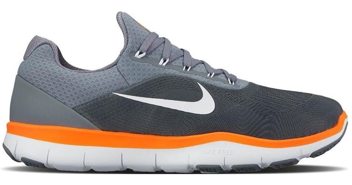 2e871d16b2cf9 Nike Free Trainer V7 Men s Shoes (trainers) In Orange in Orange for Men -  Lyst