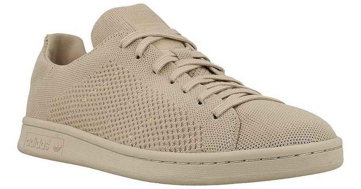 eb2b45116d8 adidas Stan Smith Pk Men s Shoes (trainers) In Beige in Natural for Men -  Lyst