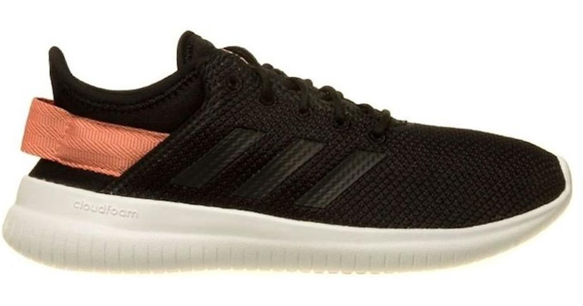 adidas Wo Trainers Black Cf Qtflex W in Black - Save 17% - Lyst 41823323a