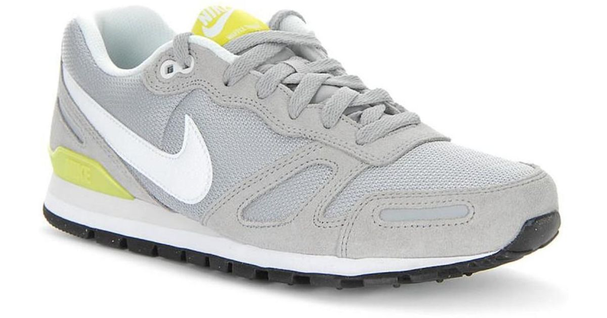low priced e0053 b215f Nike Air Waffle Trainer Mens Shoes (trainers) In Grey in Gray for Men -  Lyst