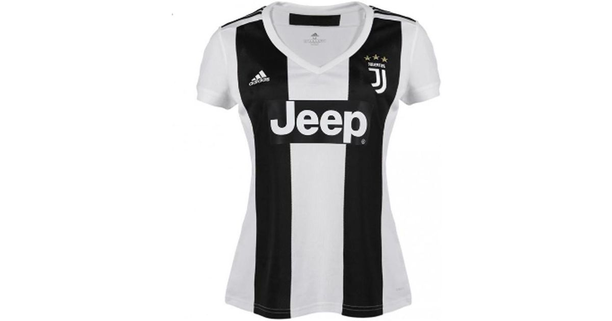 53fd38b27 Adidas 2018-2019 Juventus Home Womens Shirt Men s T Shirt In White in White  for Men - Lyst