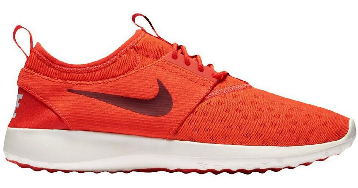 7a0252382c6b Nike Wmns Juvenate Bright Crimson Women s Shoes (trainers) In White in  White - Save 44.73684210526316% - Lyst